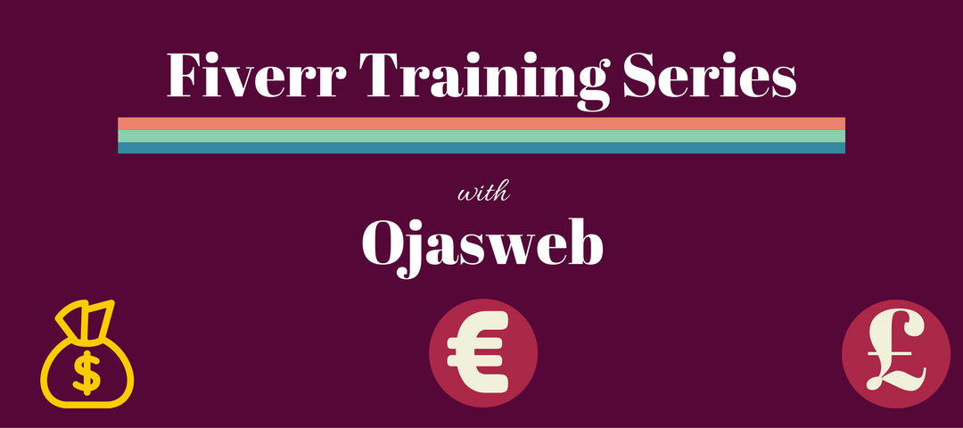 Fiverr Training Series One – Identify Your Interest