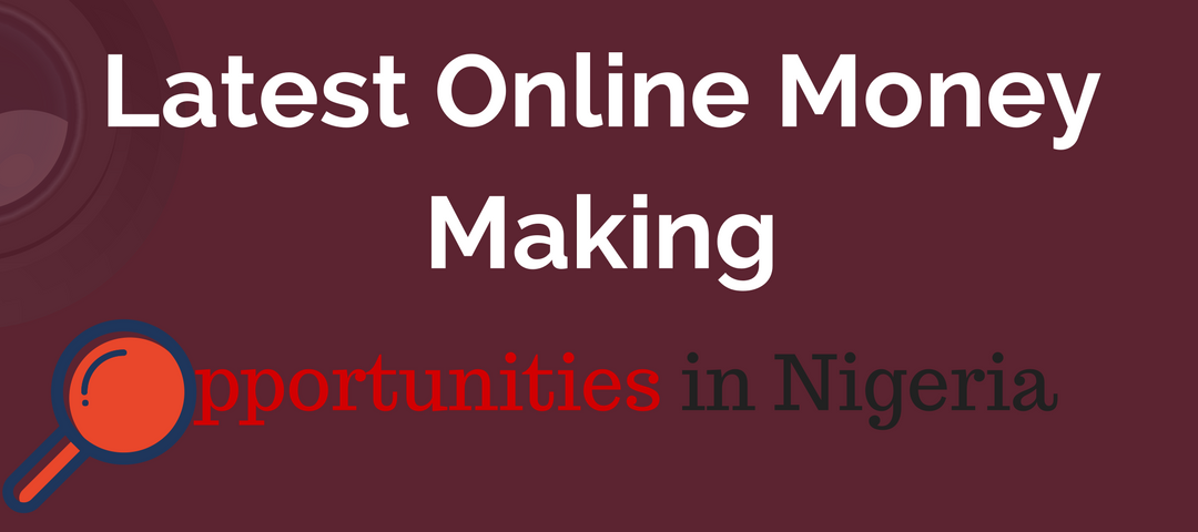 What Are The Latest Online Money Making Opportunities?