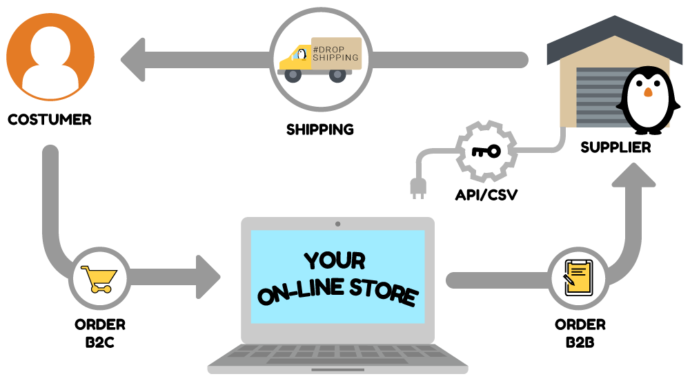Step By Step Dropshipping pdf Guide