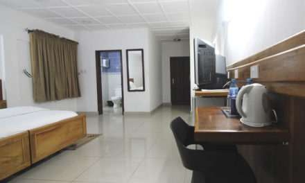 10 Fascinating Pictures Of Whispering Palms Hotel Iworo Badagry
