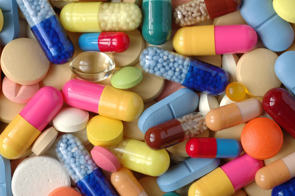 Well Stocked Pharmaceuticals Store in Agbara