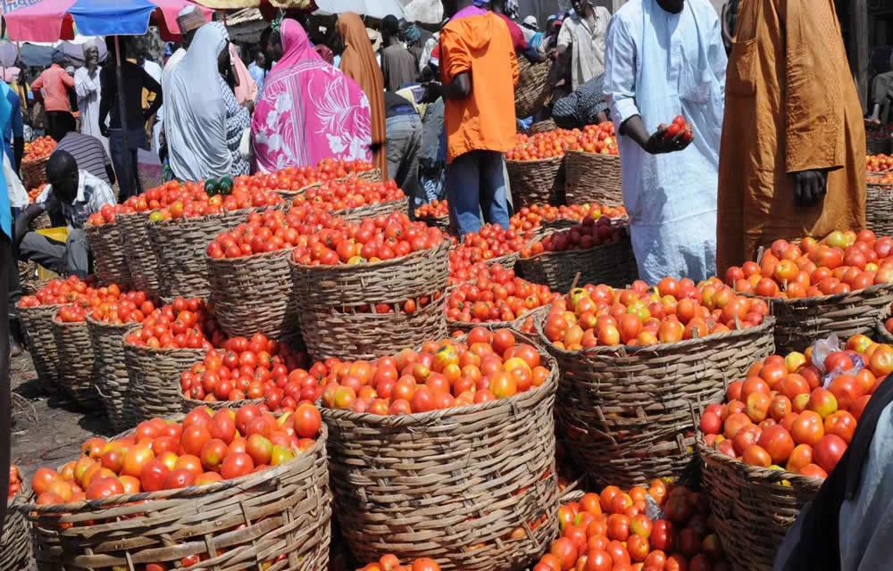 Markets in Agbara