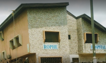 Phone Number of Rophe Hospital Agbara