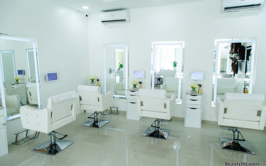 Best Beauty Salon in Lekki Phase 1 Lekki