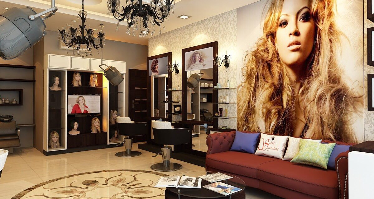 Best Beauty Salons in Ajah Lekki