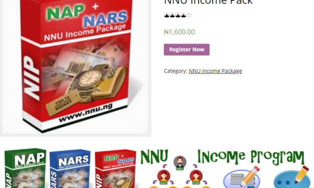 Everything About NNU Income Program