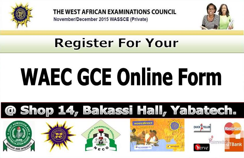 2019 WAEC GCE Registration Form – Detailed Instructions & Guidelines