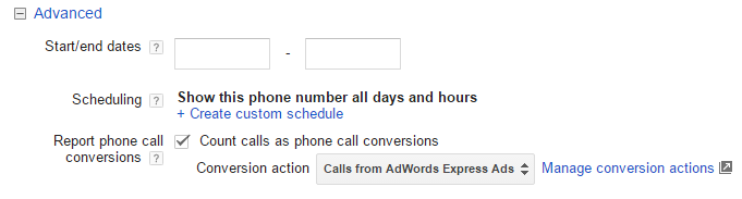 call-extension-schedule
