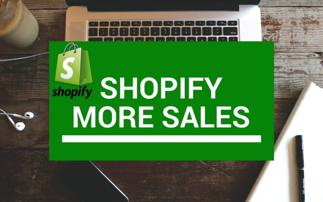 Read This If You Want To Get More Sales On Shopify