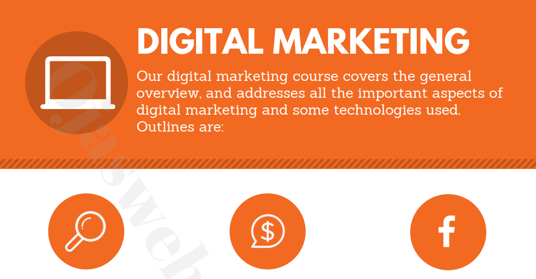 Digital Marketing Course Content PDF