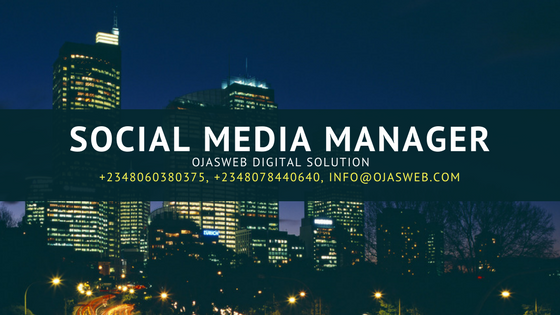 Social Media Management In Nigeria